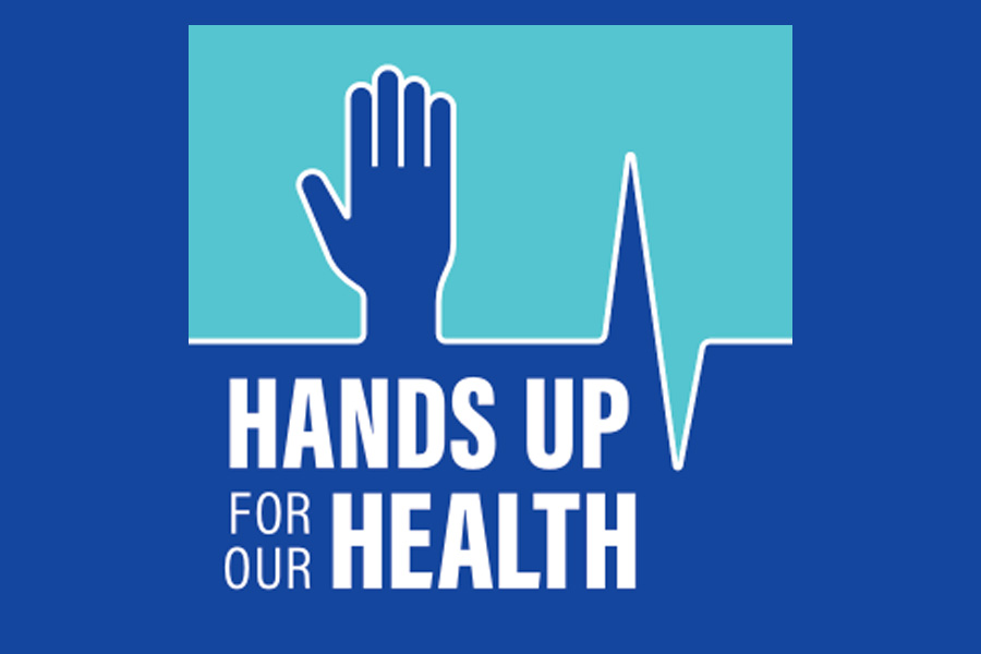 CARAS Campaigns Advocacy Hands Up For Our Health