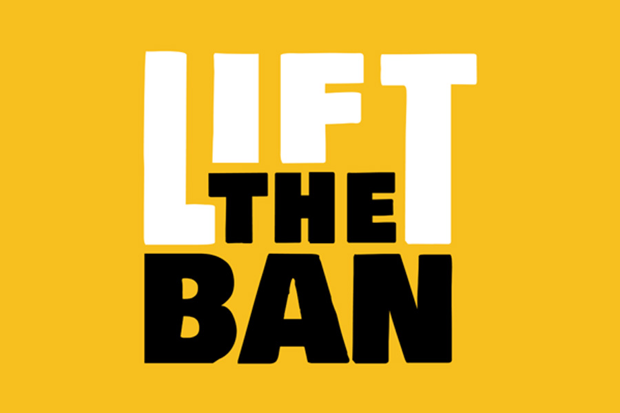 CARAS Campaigns Advocacy Lift The Ban